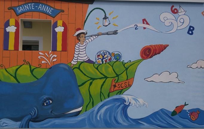 La Classe de TPS-PS d'Anne-Marie Le Nezet