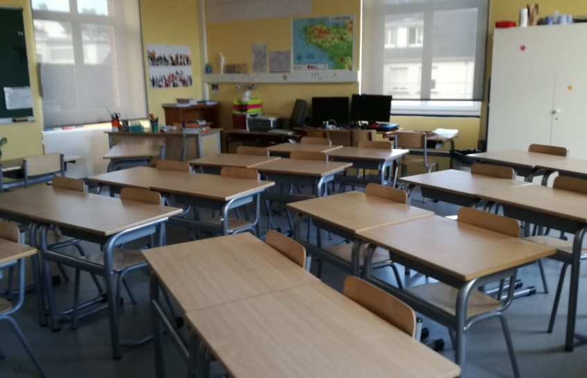La classe de CE1-CE2 de Karine Bats