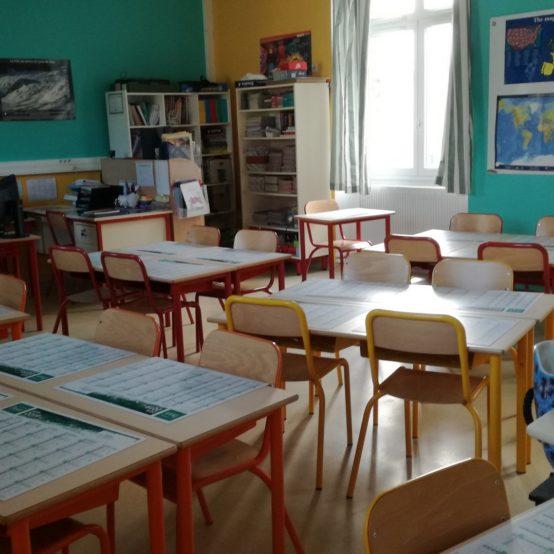 La classe de CE2-CM1 de Loubna Bouchirab