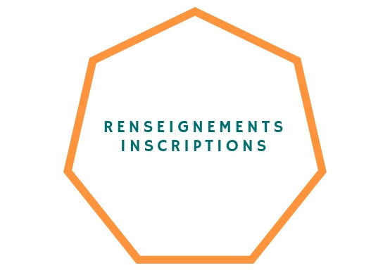 Inscriptions-Renseignements