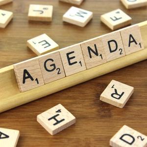 Agenda d'octobre