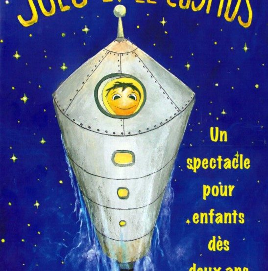 Spectacle Julo et les cosmos