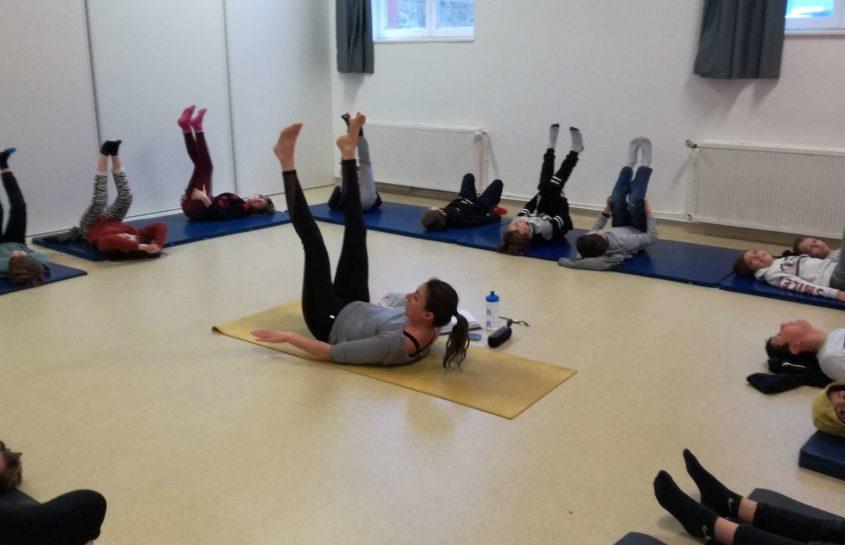 Séances de yoga supplémentaire