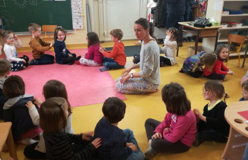 Le yoga des MS-GS