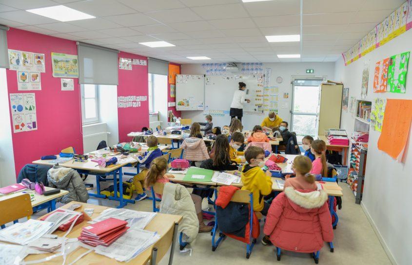 Les CP-CE1 de Mme Larroze