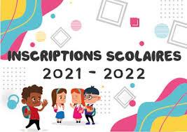 Inscriptions 2021-2022, c'est parti !
